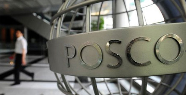 Posco signs deal to set up steel plant in Maharashtra