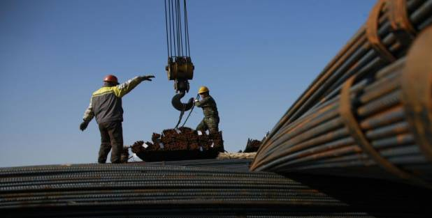 India's crude steel output grows 5% in May